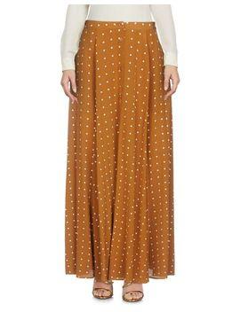 Diane Von Furstenberg Long Skirt   Skirts by Diane Von Furstenberg