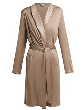 Grand Central Jersey Robe by Hanro