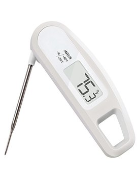Lavatools Pt12 Javelin Digital Instant Read Meat Thermometer (Milk) by Lavatools