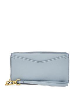 Damen Geldbörse Caroline   Rfid Zip Around Wallet by Fossil