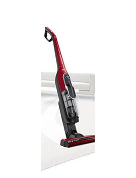 Bosch Bch6 Re8 Kgb Lithium Power Vacuum Cleaner, 0.9 Litre, 18 V, 234 W, Deep Red by Bosch