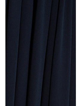 Stretch Chiffon Maxi Dress by Jil Sander