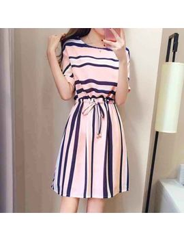 Elegant Women Office Working Formal Party Empire Waist A Line Dress M 3 Xl by Unbranded
