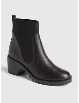 Chelsea Lug Boots by Gap