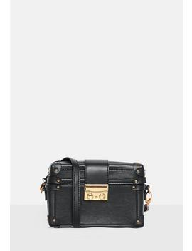 Black Box Cross Body Bag by Missguided