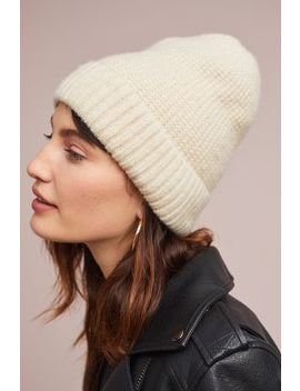 Lassen Cuffed Beanie by Anthropologie
