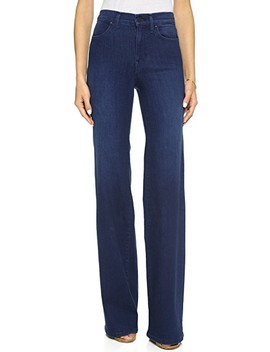 The High Rise Flare Jeans by Ayr