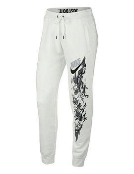 Sportswear Rally Floral Print Fleece Joggers by Nike