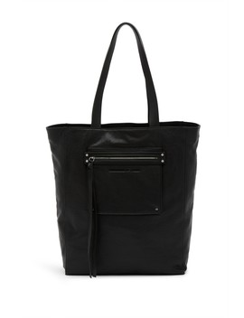 Leather Tote by Mcq By Alexander Mcqueen