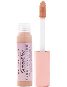 Online Only Conceal & Define Supersize Concealer by Makeup Revolution