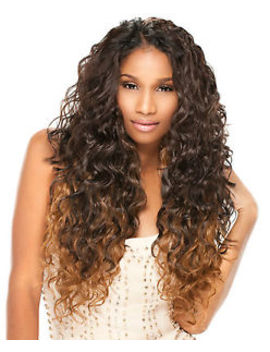 "Natural Curly   Kanubia Easy5 Brazilian Style&Nbsp; 4 Pcs 18"" 20"" 22"" + Closure by Ebay Seller"