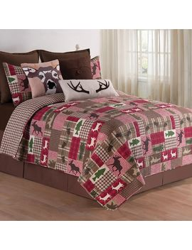 C&F Home Happy Camper Quilt Set by Kohl's