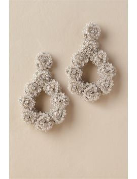 Tain Hoop Earrings by Bhldn