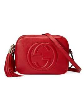 Gucci Soho Disco Shoulder Baghome Women Gucci Bags Shoulder Bags by Gucci