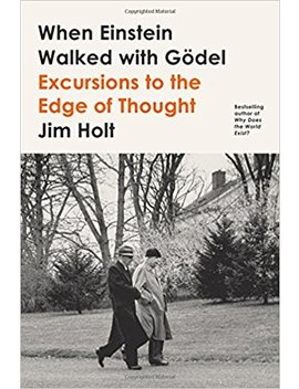 When Einstein Walked With Gödel: Excursions To The Edge Of Thought by Jim Holt