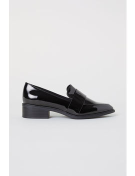 Lackloafer by H&M