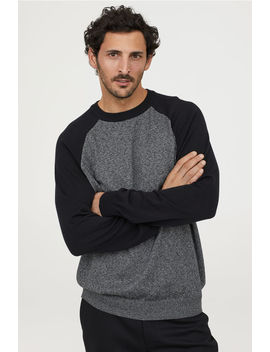 Block Patterned Jumper by H&M