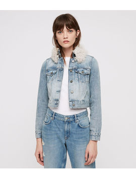 Jones Denim Jacket by Allsaints