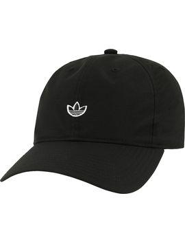 Adidas Originals Women's Relaxed Nylon Strapback Hat by Adidas
