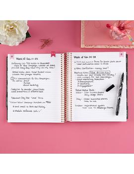 Tropics   Deluxe Monthly Planner by Erin Condren