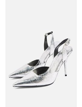 Gastro Court Shoes by Topshop