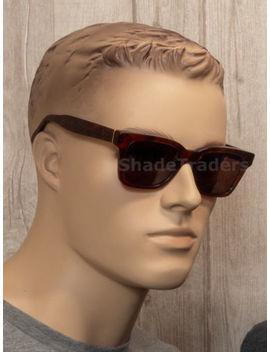 Retrosuperfutu<Wbr>Re Unisex Sunglasses Classic Havana Solid Brown   America 694 by Retrosuperfuture