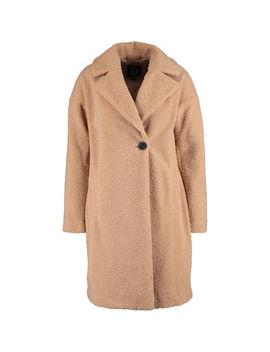 Camel Teddy Coat by Dept. 19