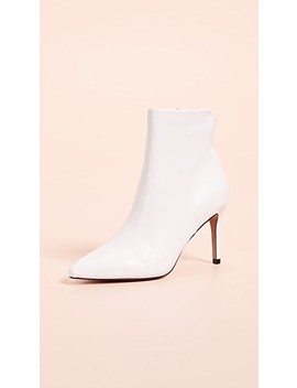 Leila Pointed Toe Booties by Steven
