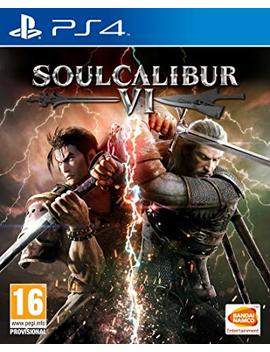 Soul Calibur Vi (Ps4) by Bandai Namco Entertainment