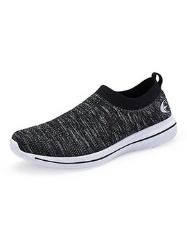 Women's Slip On Sneakers Mesh Loafer Casual Beach Street Walking Shoes by Leader Shoes