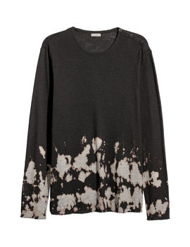 Bleached Top by H&M