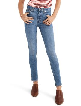 9 Inch High Waist Stretch Skinny Jeans by Madewell
