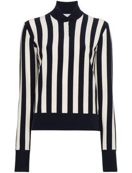 Striped Wool Jumper by Jw Anderson