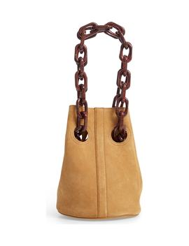 Goodall Leather Bucket Bag by Trademark