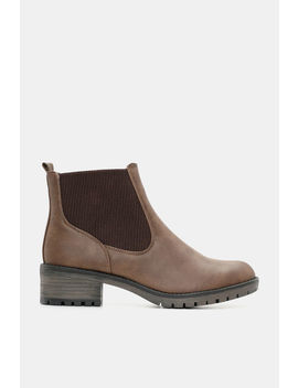Chelsea Track Booties by Ardene