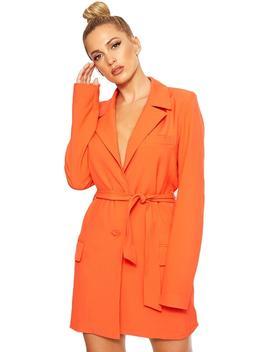 Blaze It Up Suit Dress by Naked Wardrobe