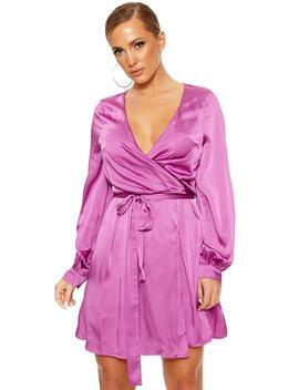 So Wrapped In U Dress by Naked Wardrobe