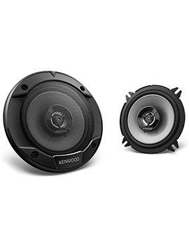 Kenwood Kfc 1366 S 250 Watt 5.25 Inch Coaxial 2 Way Car Audio Speaker (1 Pair) by Kenwood