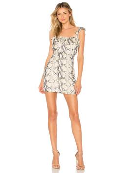 Carmina Ruffle Mini Dress by By The Way.