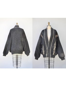 Sale Wool Alpaca Sweater   Salvatore Ferragamo   Men's Sweater   Wool Jacket   Ferragamo Sweater Jacket   High End Designer Sweater L Xl by Ita La Vintage