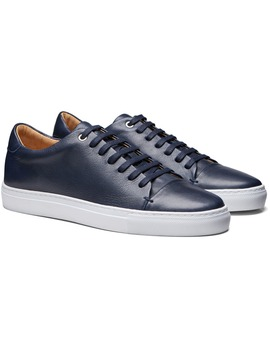 Navy Sneakers by Suitsupply