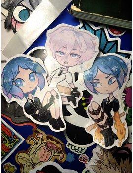 Houseki No Kuni Sticker Set by Gendakiwi