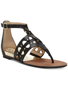 Arlanian Flat Sandals by Vince Camuto