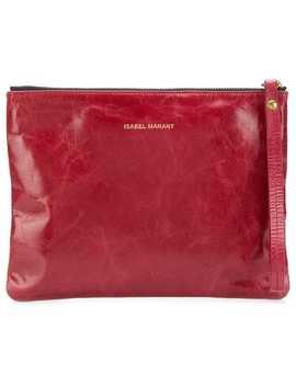 Isabel Marant Netah Clutch Baghome Women Isabel Marant Bags Clutch Bags by Isabel Marant
