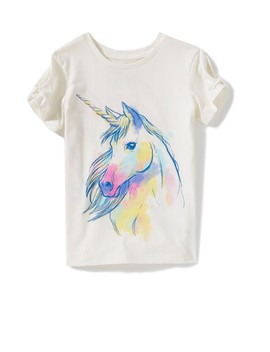 One Of A Kind Unicorn Tee by Peek