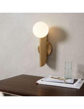 Bower Led Sconce by West Elm