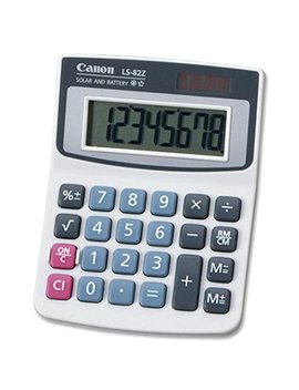 Canon Ls 82 Z Handheld Calculator by Canon