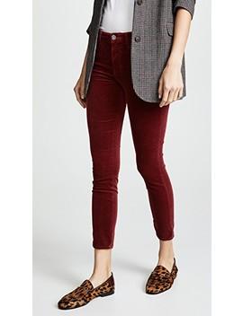 Margot Velvet Jeans by L'agence
