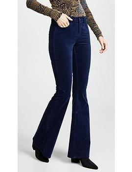 Solana Velvet Jeans by L'agence