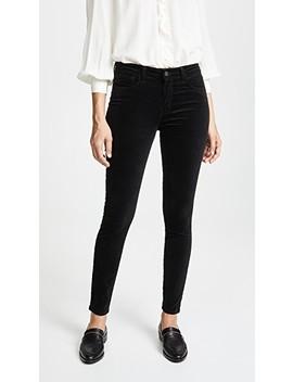 Marguerite Velvet Jeans by L'agence